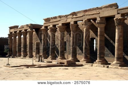 Temple Of Philae.