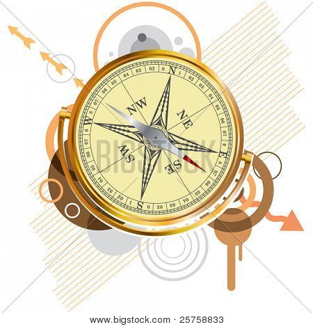Good illustration of compass