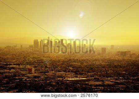 Sun Soaked Los Angeles