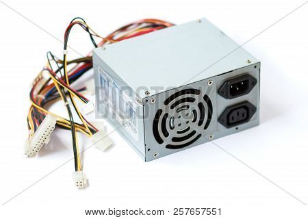 Grey Power Supply For The