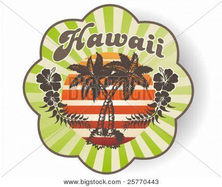Hawaii Grafik