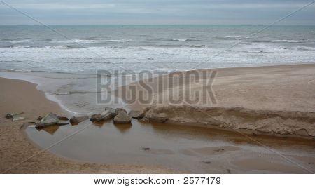 Balmedie Beach Aberdeenshire