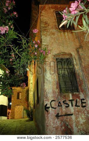 Marmaris Castle Houses1
