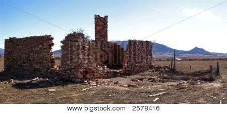 Old House Ruins