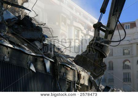 Demolition Job