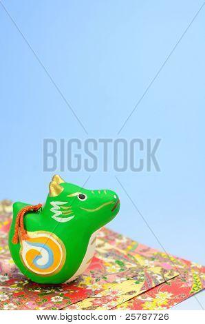 Dragon Figurines.