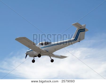 Piper Tomahawk P-38 Trainer