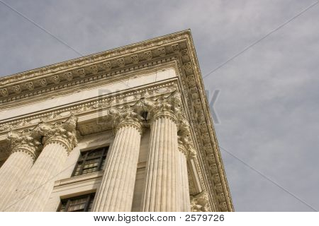 Building Corner Detail