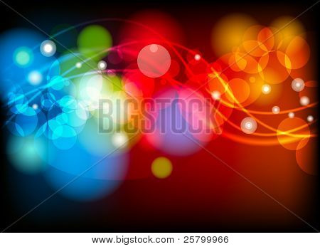 Raster abstract colorful background. Vector 63723076