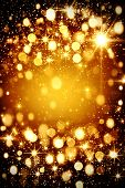 Abstract, Background, Birthday, Black, Bokeh, Bright, Card, Holiday, Christmas, Dark, Decoration, De poster