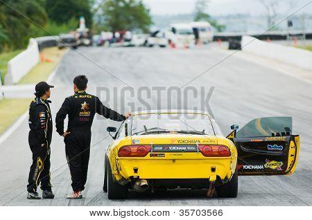 M-150 Drift concurrentie, Bonanza Racing Circuit