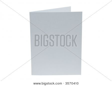 Pink Blank Card