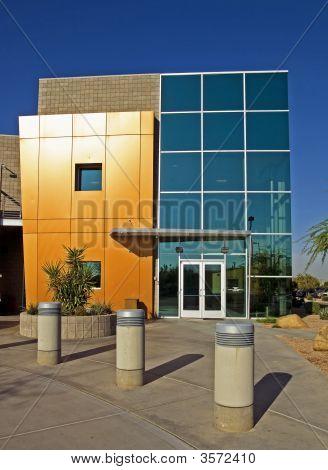 Modern Stylish Architecture