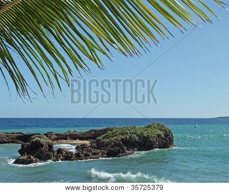 Dominican Republic Coastal Scenery