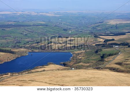 Cray Reservoir, Wales
