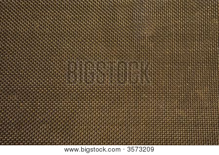 Black And Golden Woven Texture