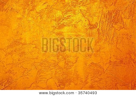 Abstract glass gold  background