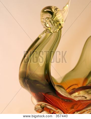 Folded Glass – Vintage Design Deco