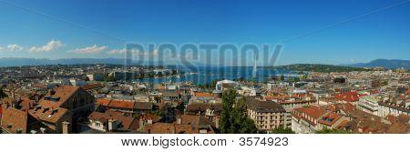 Geneva Panorama