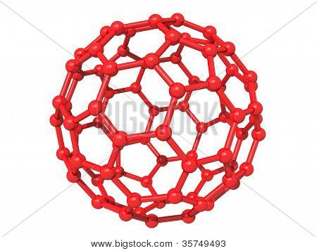 Isolated C80 Fullerene