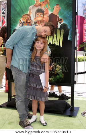 LOS ANGELES - AUG 5:  Breckin Meyer arrives at the