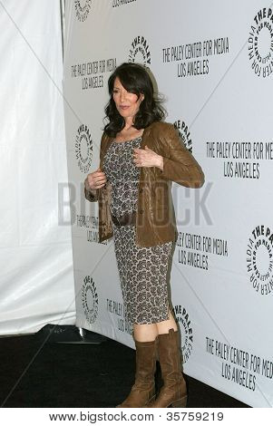 BEVERLY HILLS - MARCH 7: Katey Sagal arrives at the 2012 Paleyfest