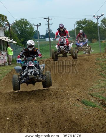 Three Quads Racing, Nothing But Air