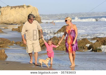 MALIBU - AUG 8: Ariane Bellamar who stars in ABC Family's