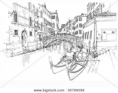 Ponte del Mondo Novo, Campo Santa Maria Formosa. Venecia, Italia