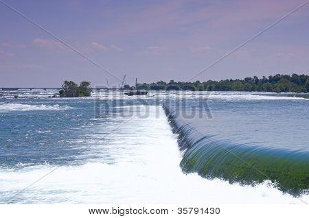 Niagara River Spillways