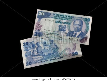 Swedish And Kenyan Money