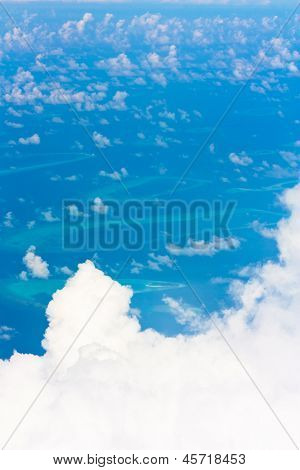 Flying Paradise Daylight