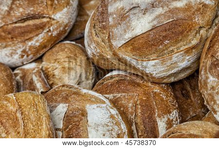 Heap Of Breads