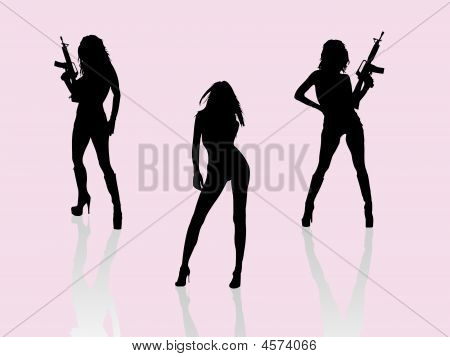 Dangerous Girls With Guns