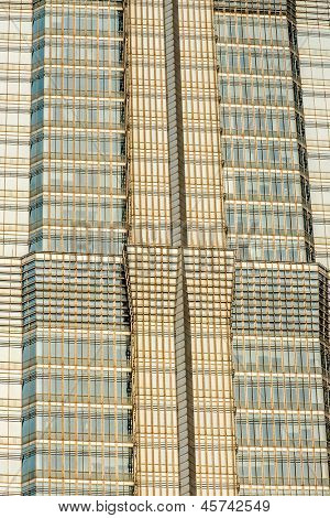 architecture details skyscrapers building Jin Mao Tower pudong shanghai china