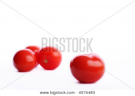 Red Tomatos Leadership