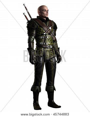 Vernarbter Ranger