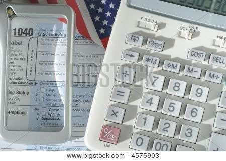 Calculator And Business Planning