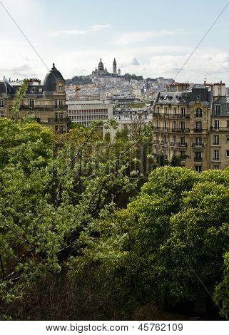 Paris's Sacr�-Coeur