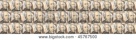 Money, US Currency Background
