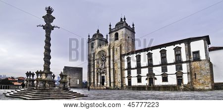 Oporto Cathedral
