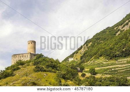 Martigny (switzerland) - Castle