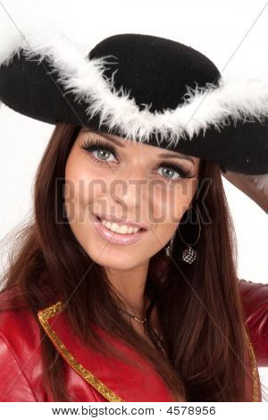 Pirate Girl