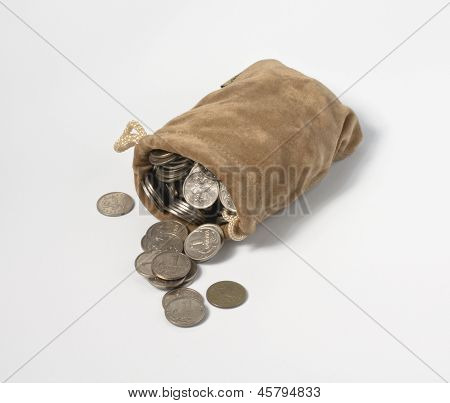 Sack With Coins