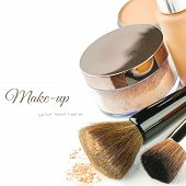 foto of face-powder  - Basic make - JPG