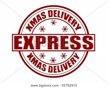 Xmas delivery express