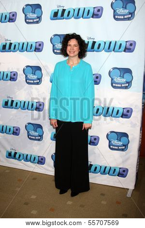 LOS ANGELES - DEC 18:  Amy Farrington at the Premiere Of Disney Channel's
