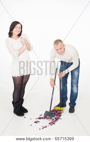 Sweeping Petals