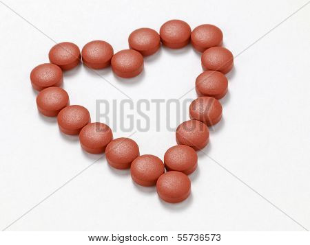 Heart Of Tablets