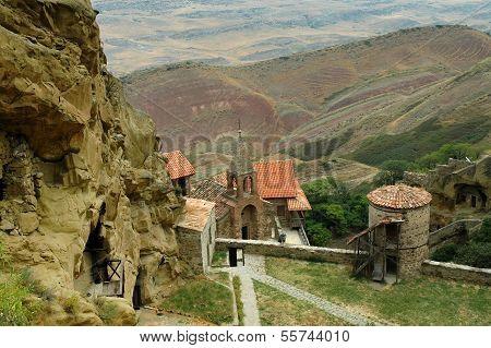 Davit Gareji monastery complex, Georgia